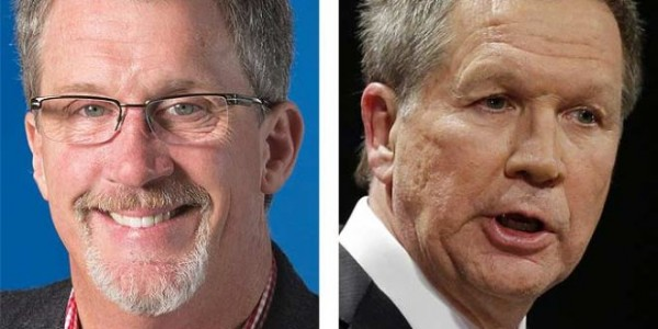 Mark Kvamme remains firmly in the John Kasich fold with voter-targeting