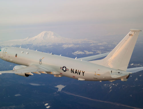 Delta wins deal to maintain and repair Navy's Boeing P-8A Poseidon sub-hunter jets