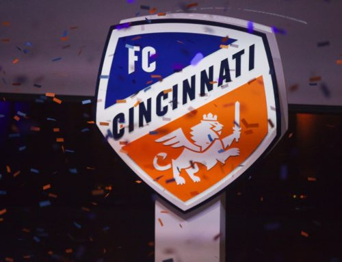 FC Cincinnati unveils MLS branding: PHOTOS