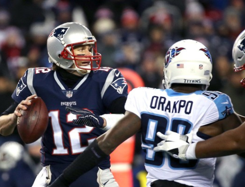 Titans dominate Tom Brady and the New England Patriots