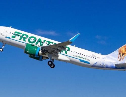 Airbus delivers 100th U.S.-built jet to Frontier Airlines