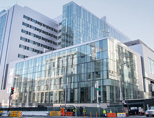 Sutter Health's new hospital on Van Ness features new anti-earthquake technology