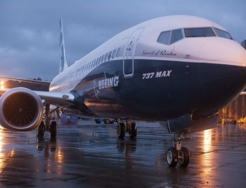 Washington state's key bureaucrat in push for Boeing's new airplane resigns