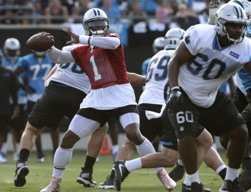 Carolina Panthers owner talks plans in the making, what's next after his first NFL season