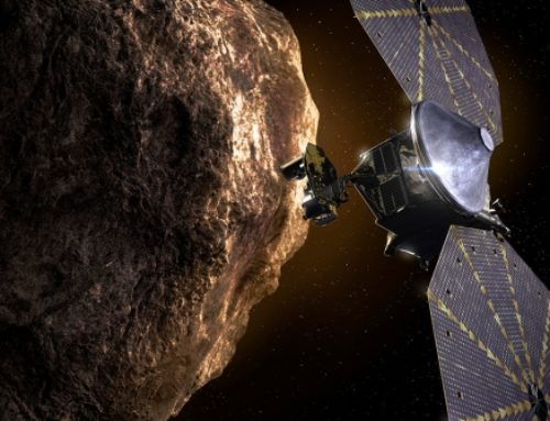 SpaceX protests NASA's choice of ULA to launch ambitious Lucy mission