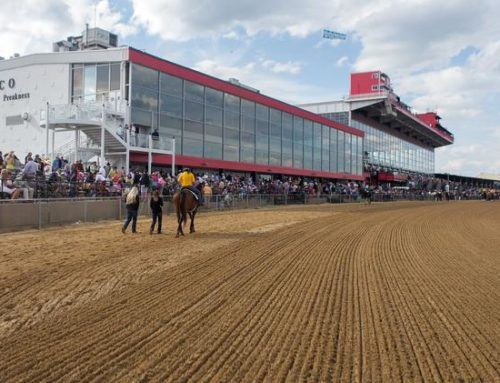 Stronach Group, Pugh spar over Pimlico's future