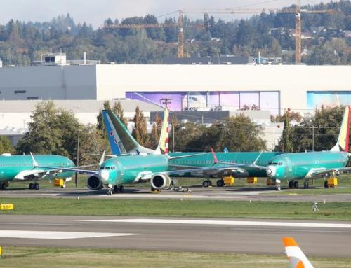 Boeing suppliers say they're being kept in dark during 737 Max crisis