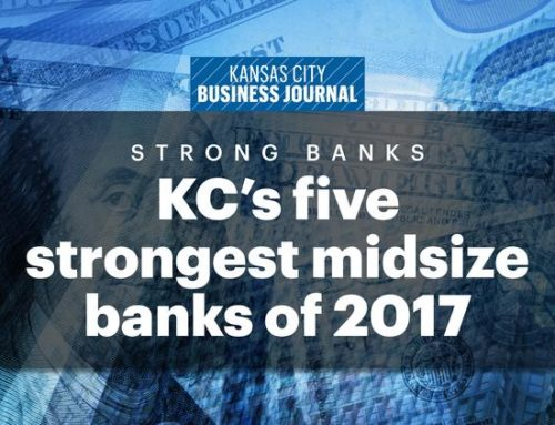 KC's five strongest midsize banks of 2017