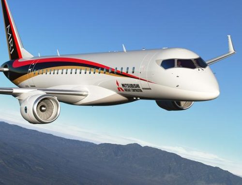 New Mitsubishi boss says MRJ jet on track for 2020