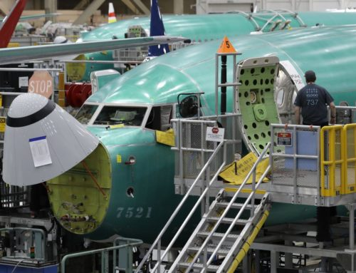 Boeing takes on risk for excess 737 parts held at Spirit AeroSystems