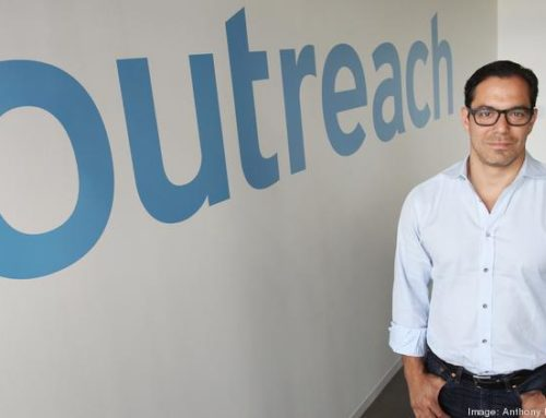 How Outreach scored a $114 million funding round within a few weeks